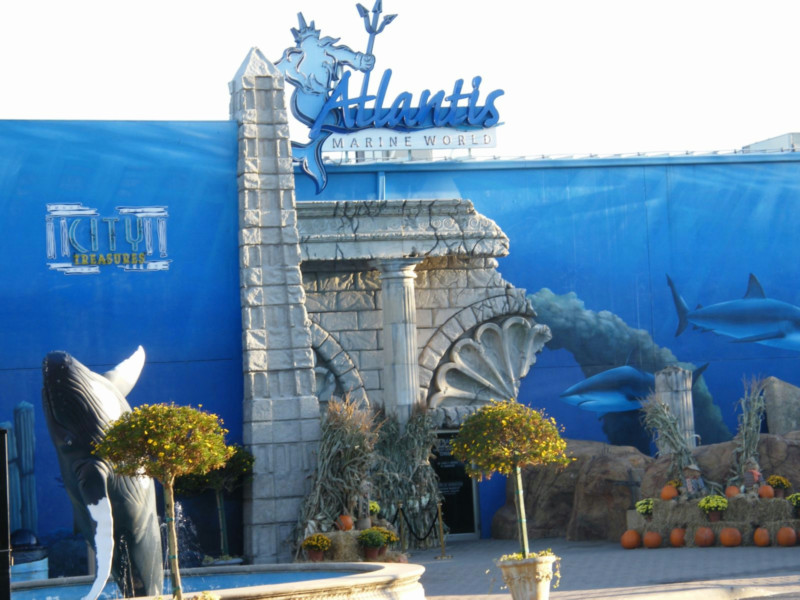 Atlantis-marine-world