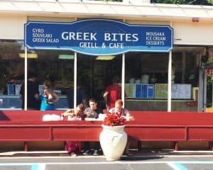 Greek Bites Grill & Cafe