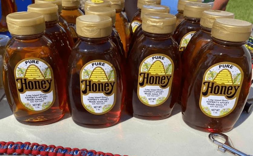 Kepert's Honey